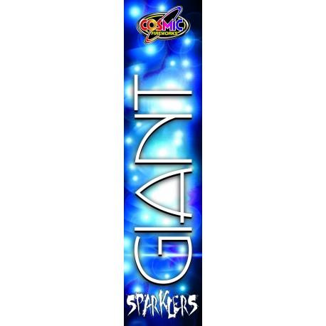 """10"""" Large Gold Sparklers"""