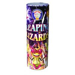 Leaping Lizards Fountain Firework