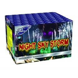Night Sky Storm High Noise Multi Shot Barrage 30 Shots