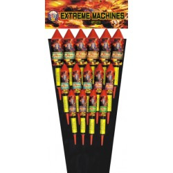 Extreme Machines Pack of Rockets